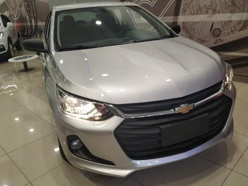 Chevrolet Onix Plus 1.2 Ls Promo Tasa Baja Entrega Ya