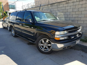 Chevrolet Suburban M Piel Aac At
