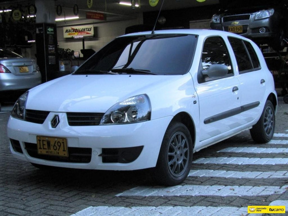 Renault Clio Campus 1200 Cc Mt