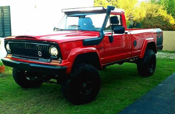 Jeep Jeep Gladiator 4 X 4 T 80 4 X 4