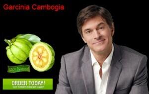 Imagen 1 de 4 de Dr Oz Garcinia Cambogia Adelgazar Extremo 10 Kilos Menos