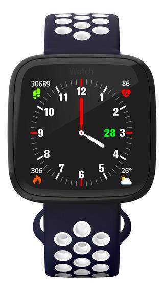 Reloj Inteligente Deportivo, Pulsera, Presión Arterial, Moni
