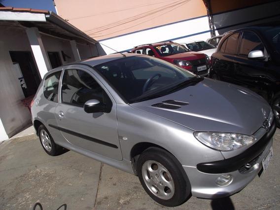 Peugeot - 206 1.0 Quicksilver 2004 - Gasolina