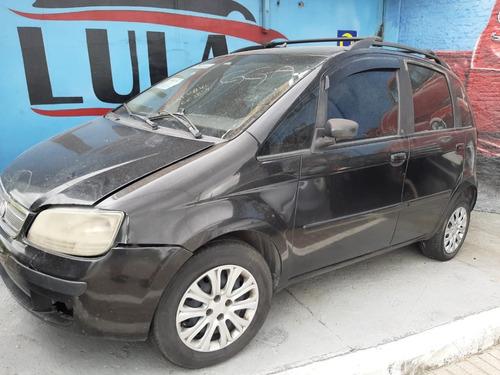 (14) Sucata Fiat Idea Elx 2010 Fire (retirada Peças)