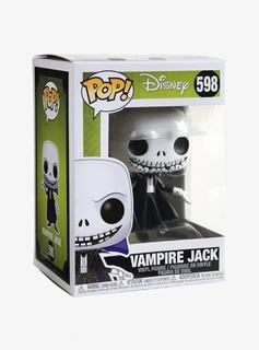 Funko Pop Disney 598 Vampire Jack Original Nuevo Magic4ever