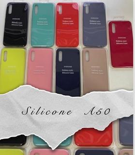 Case Funda Silicona Samsung A10/ A20/ A30/ A50/ A70