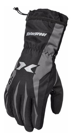 Luva X11 Dry Supertech Moto Cano Longo 100% Impermeavel