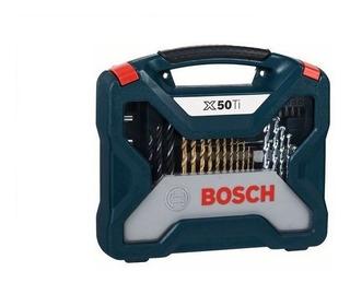 Kit Bosch Maletín X-line Con 50 Unidades 2607017406