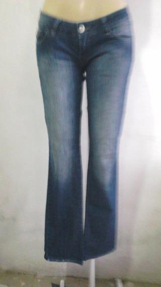 Calça Jeans C/ Elastano - Ellus Tam: 38