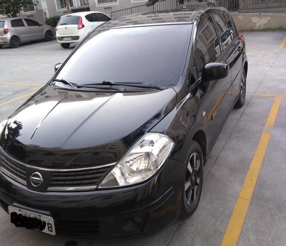 Nissan Tiida S 2008 - Gnv 5ª Geração - 2008