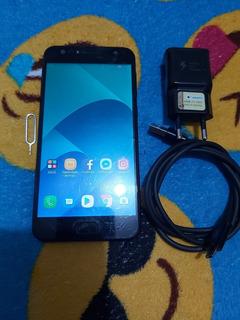 Vendo Asus Zenfone 4 Selfie 4g 32gb Dual Chip Zd553kl Top