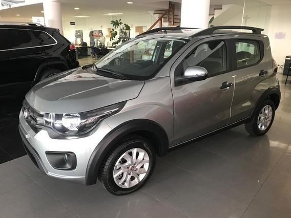Fiat Mobi Way 2018 ¡¡¡cero Kilómetros!!!