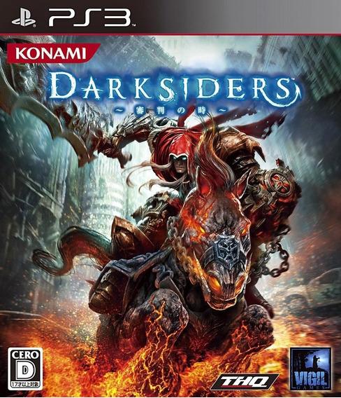 Darksiders + Brinde Ps3