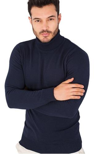 Imagen 1 de 6 de Buzo O Saco De Hombre ( Cuello Tortuga ) Producto Nacional