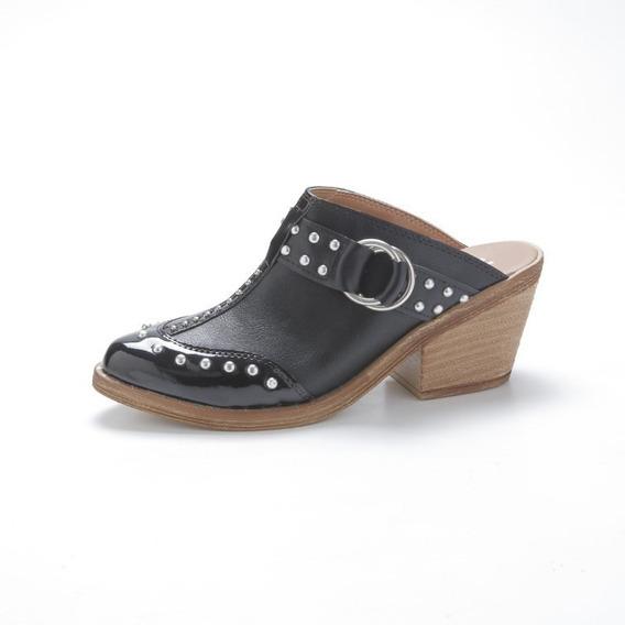 Zapato Mujer Savage Texana Moda Taco Separado Borcego Dama