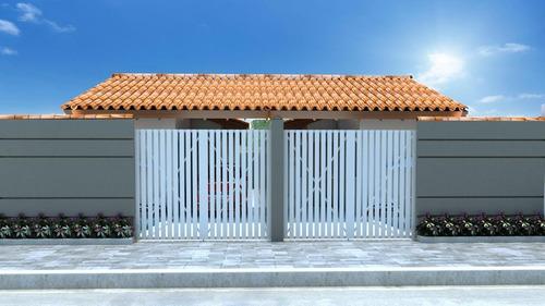 **casa A 950 Metros Da Praia, Em Peruíbe Com Piscina!!!** - Ca0378