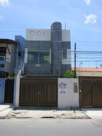 Casa No Bairro Pereira Lobo Com 120m² - Cp291