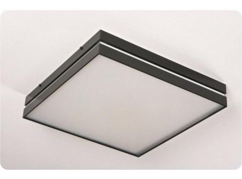 Plafon Preto Detalhe Espelhado 35x35 - Super Promoção