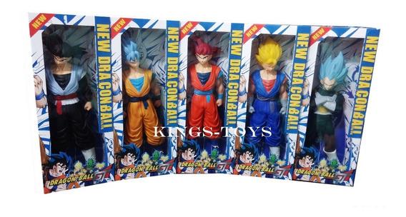 Muñecos Dragon Ball De 50 Cm Juguete Niños Con Sonido