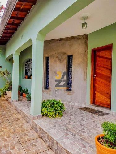 Imagem 1 de 30 de Ótima Casa Com 3 Dormitórios À Venda, 240 M² Por R$ 530.000 - Jardim Comendador Cardoso - Bragança Paulista/sp - Ca14518