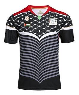 Camisa Seleção Palestina 17/18 Unif. 2 - Pronta Entrega