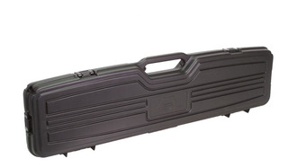 Estuche Rigido Para Rifle Escopeta Over - Under 2 Candados