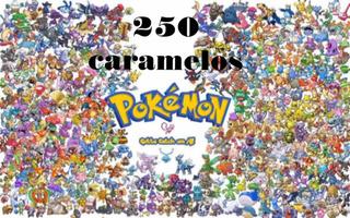 Pokémon Go 250 Caramelos