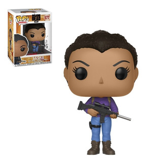 Figura Funko Pop 577 Sasha - The Walking Dead Oferta!