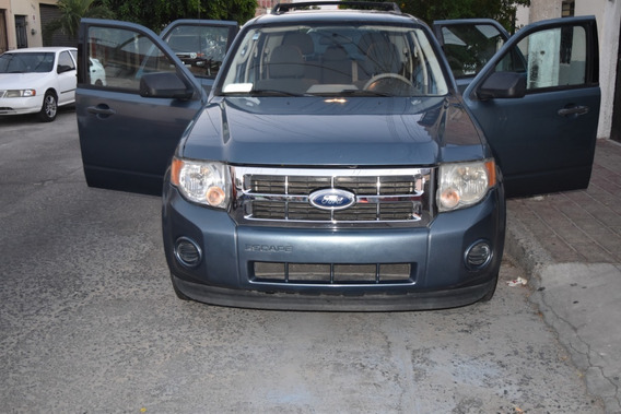 Ford Escape 2012 De 4 Cilindros 2.0 Xls