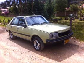 Vendo Renault R18 Ts Motor 1400 C.c. Mod. 85