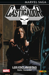 Marvel Saga: Punisher - Los Esclavistas - Panini