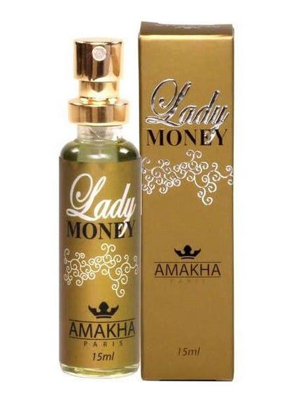 Perfume Amakha Paris Lady Money Paco Rabanne Parfum Sem Juro