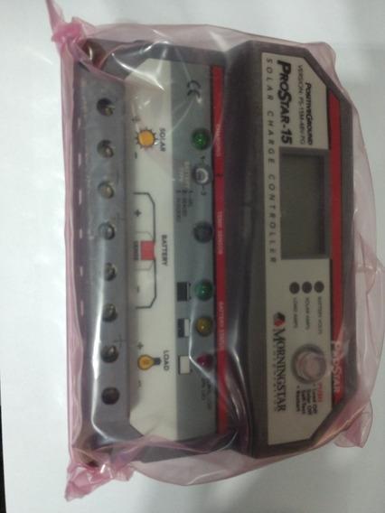 Controlador De Carga Solar Morningstar 15a 48v Digital