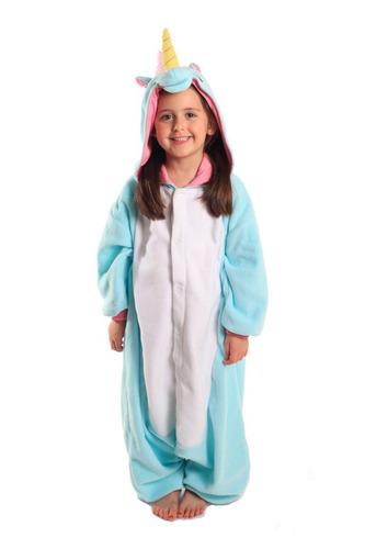 e1b4f814b0fdc3 Pijama De Unicornio Barato Colorido - Roupa de Dormir para Feminino ...