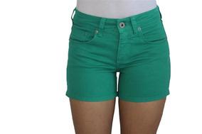 Short Feminino Sarja Verde
