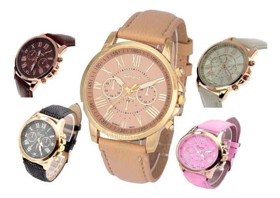 Relógio Barato Feminino Geneva