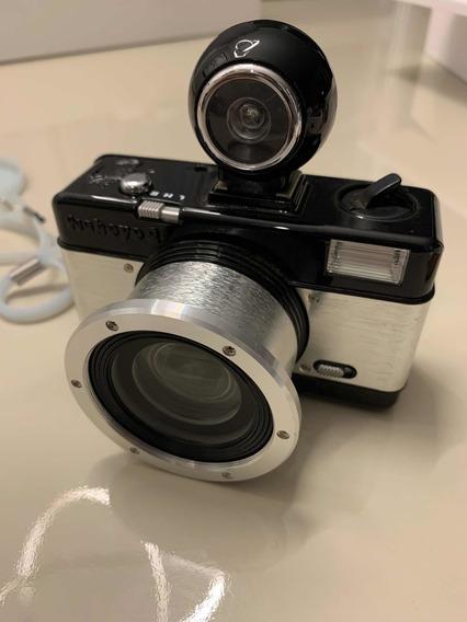 Câmera Fotográfica Fisheye 2 Lomography