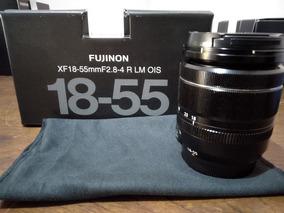 Lente Fuji 18-55mm F2.8-4