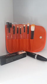 Kit Beleza Himel Mac + Kit Pinceis E Uma Linda Necessarie