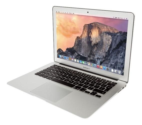 Macbook Air Prata Apple 13 1.8 Ghz 8gb 128 Ssd Mqd32 Mod2017