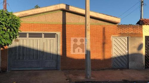 Imagem 1 de 25 de Casa Com 2 Dormitórios À Venda, 136 M² Por R$ 180.000,00 - Ipiranga - Ribeirão Preto/sp - Ca0997
