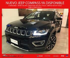 Jeep Compass Limited Plus C/techo