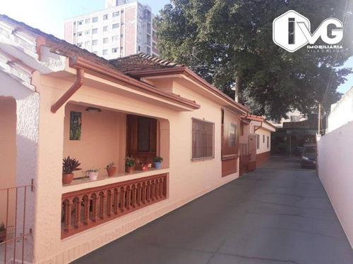 Imagem 1 de 4 de Casa Com 4 Dormitórios À Venda Por R$ 1.200.000,00 - Vila Milton - Guarulhos/sp - Ca1642