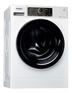 Lavarropas Automático Whirlpool 8.5 Kg Wlcf85b Blanco