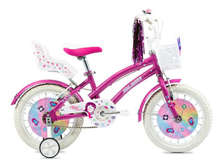 Bicicleta Infantil Nena - Olmo Tiny Friends Rodado 16