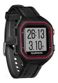 Relógio Garmin Gps Forerunner 25 Sem Cinta Cardíaca