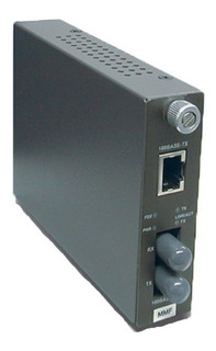 Tfc-110mst Media Converter 2 Hilos St Multimodo 100mbps