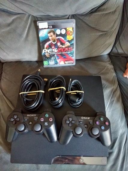 Playstation 3 Bem Cuidado Novinho