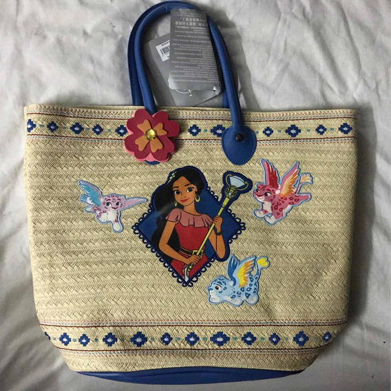 Bolso Playero Elena De Avalor