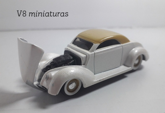 Miniatura Ford 1937 Coupe.Marca : Maisto - Série All Star.